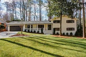 North Springs Sandy Springs GA Homes For Sale