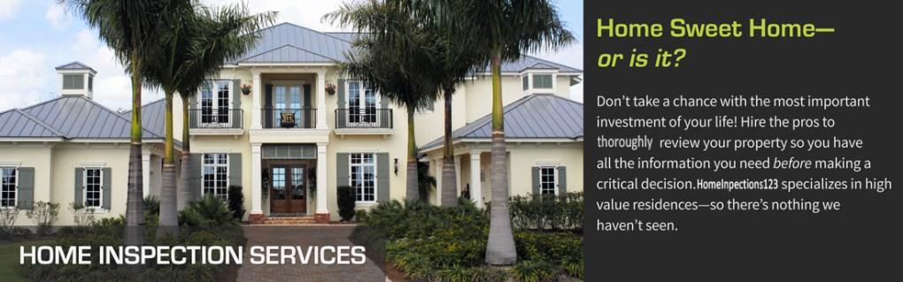 Home Inspections Services