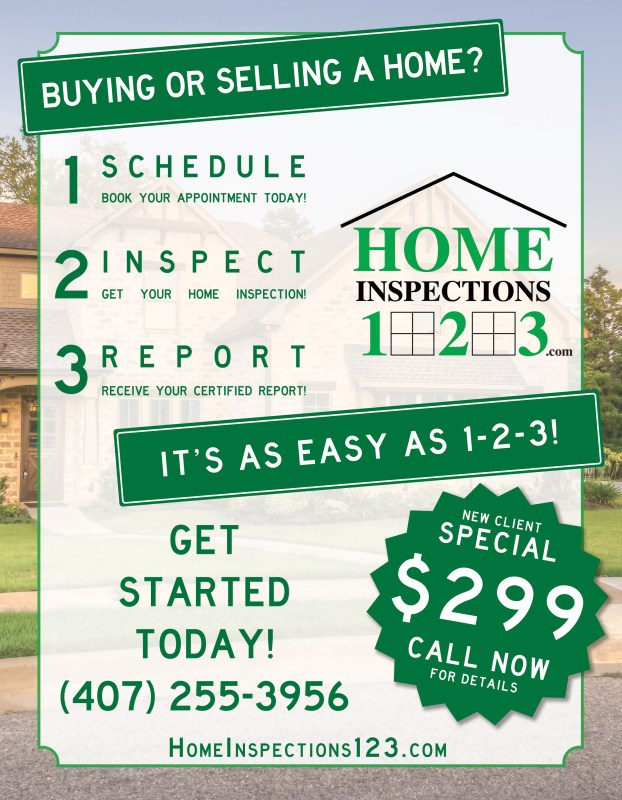 Home inspections, buy home, sell home