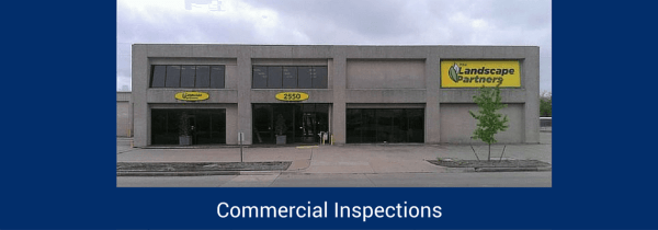 Commercial Property Inspection Services in Dallas Texas