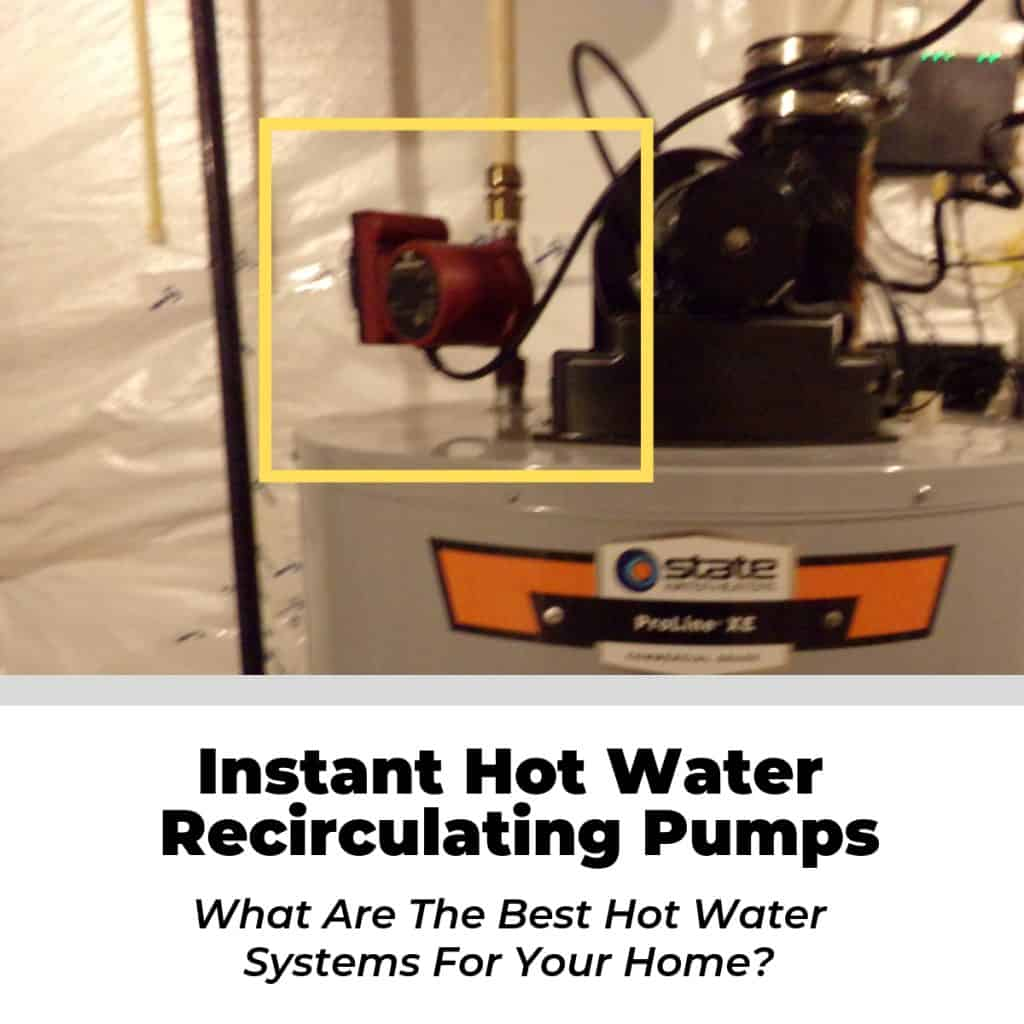 Top 3 Best Rated Hot Water Recirculating Systems (2019 Review