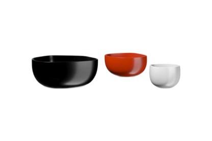 Nendo Pebble Bowls
