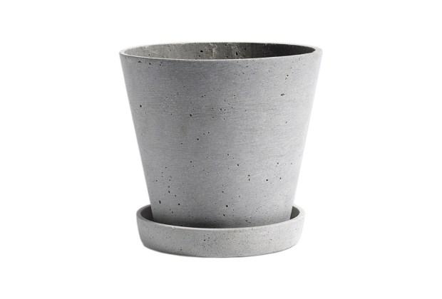 Hay Polystone Flowerpot Grey X-Large