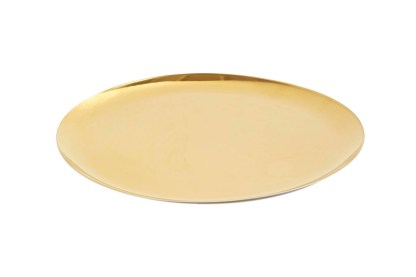 Hay Serving Tray Gold XL