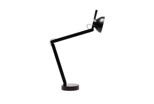 Wrong London PC Task Lamps Black