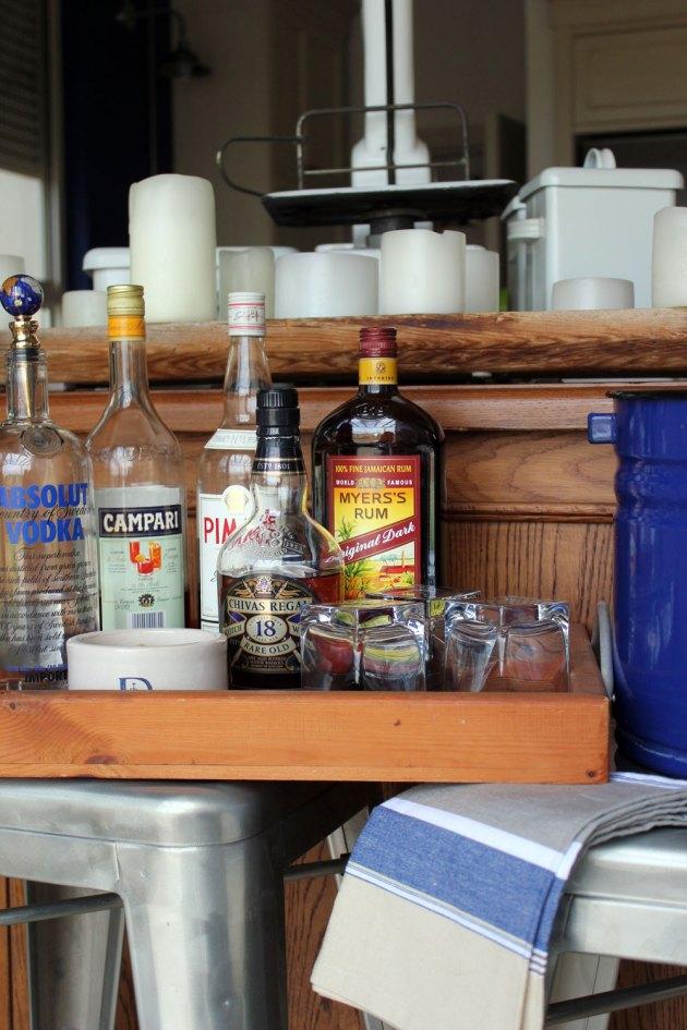 בר משקאות ביתי