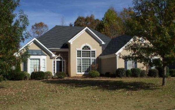 Sugar Hill Georgia Home In Arbor Clos Subdivision