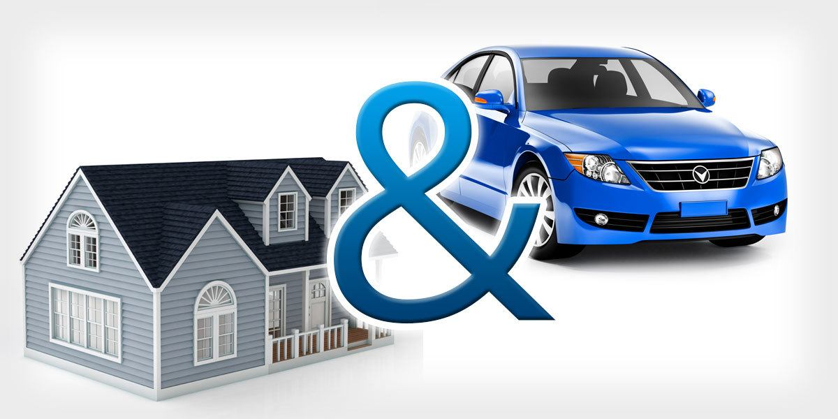 Auto and Home Insurance Discounts