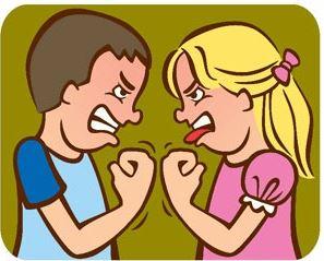 bickering