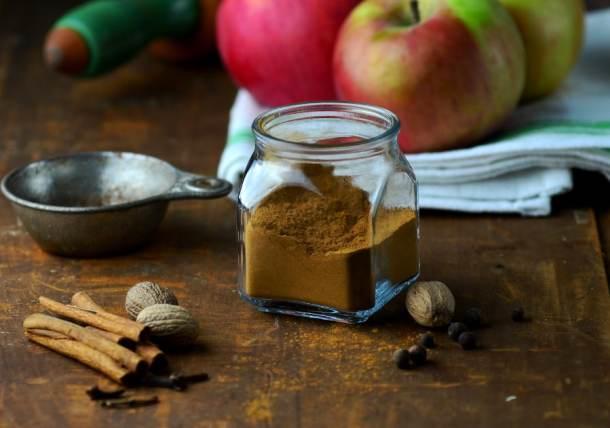 Homemade Apple Pie Spice Mix Recipe