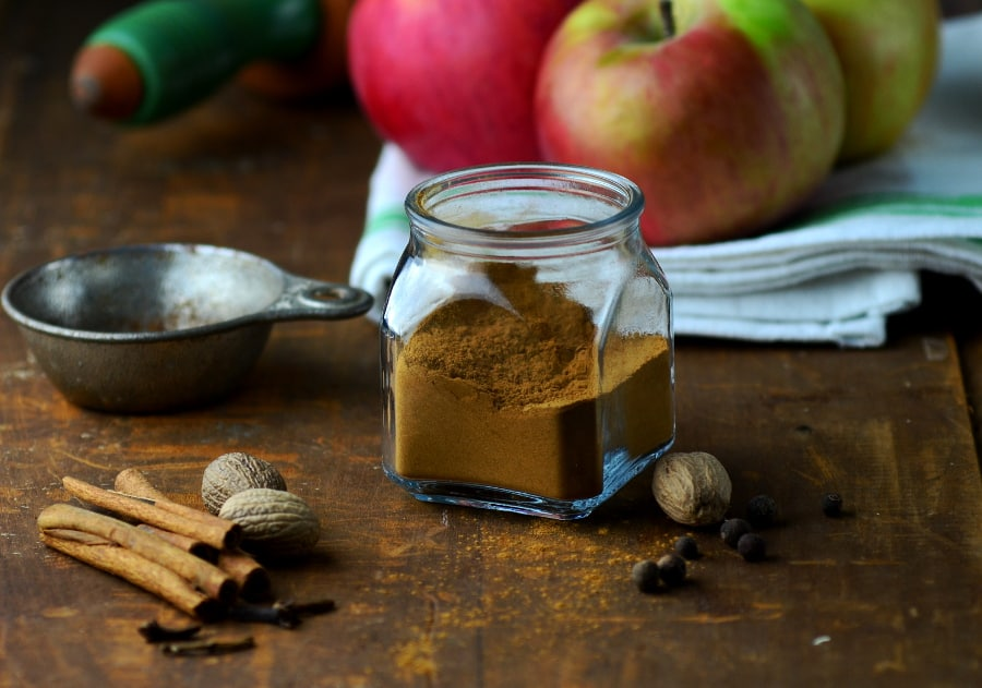 Homemade Apple Pie Spice Mix Recipe