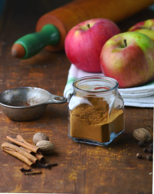 Homemade Apple Pie Spice