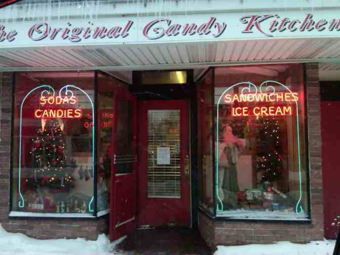 The Orignal Candy Kitchen- Home in the Finger Lakes