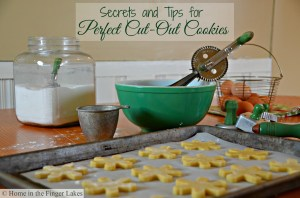 Perfect Cut Out Cookies