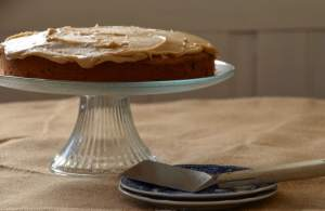 After-school Applesauce Cake- Home in the Finger Lakes