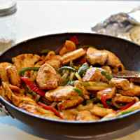 Chicken Fajita Seasoning Mix