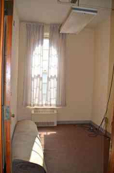 A Grandview patient room