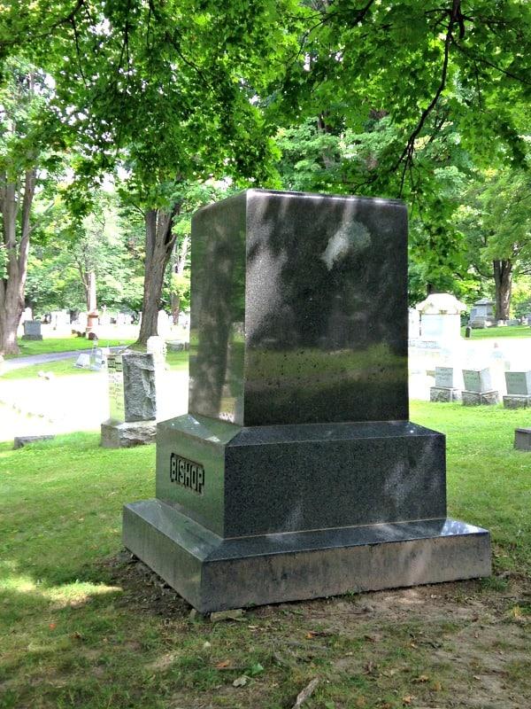 Lady In Granite, Penn Yan, NY