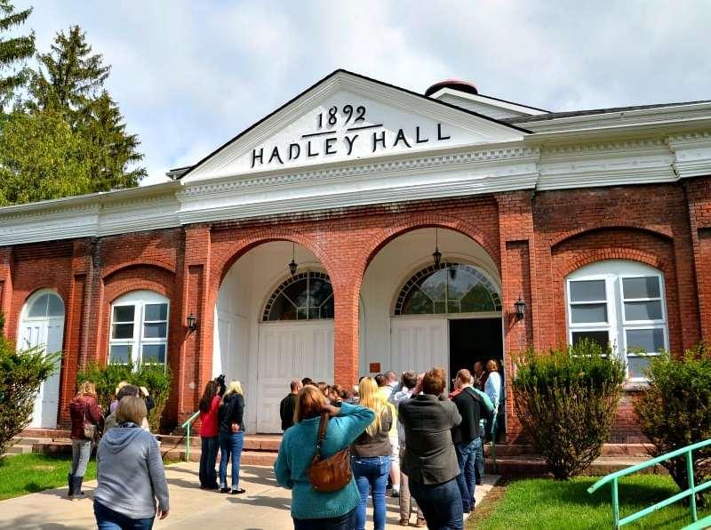 Hadley Hall at Willard Asylum