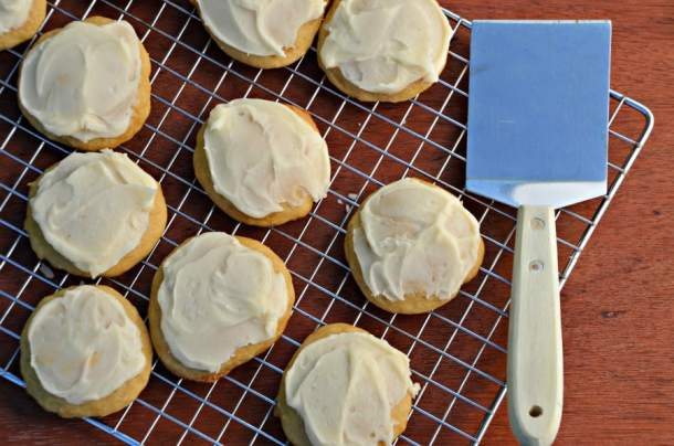 Soft Brown Sugar Cookies
