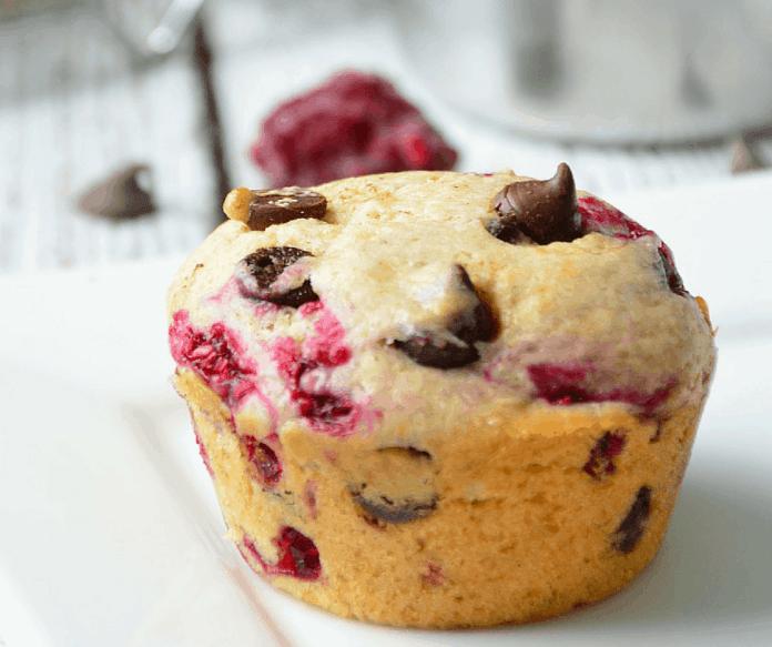 Raspberry Muffin Insta