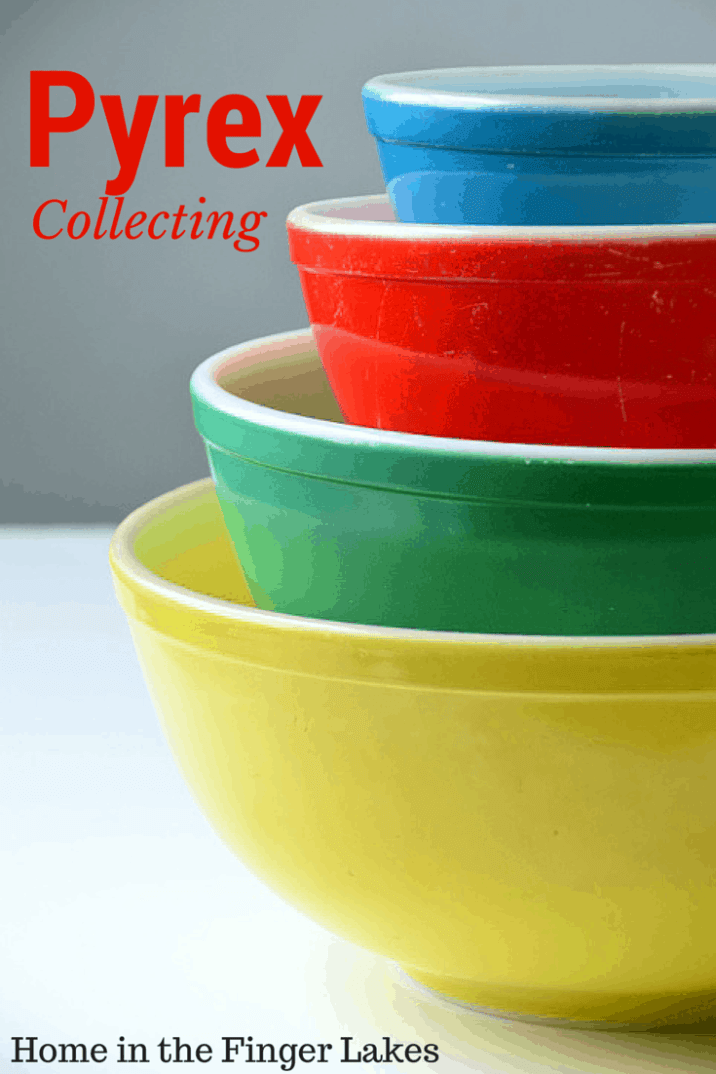 Collecting Vintage Pyrex
