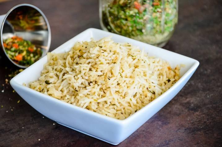 Homemade Rice Seasoning Mix-0765