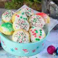 Italian Ricotta Cookies
