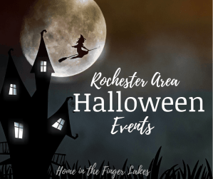 Halloween Events in and around the Rochester Area