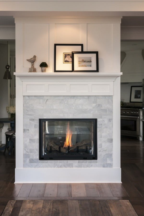 30 Best Looking Fireplace Options For Apartments