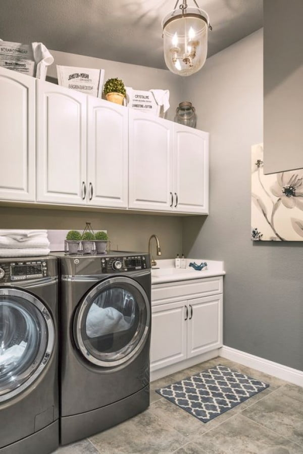 100 Fabulous Laundry Room Decor Ideas You Can Copy on Laundry Room Decor Ideas  id=98401