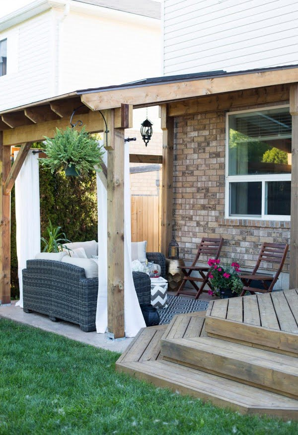 6 Patio Cover Ideas on Patio Cover Ideas Images id=79639