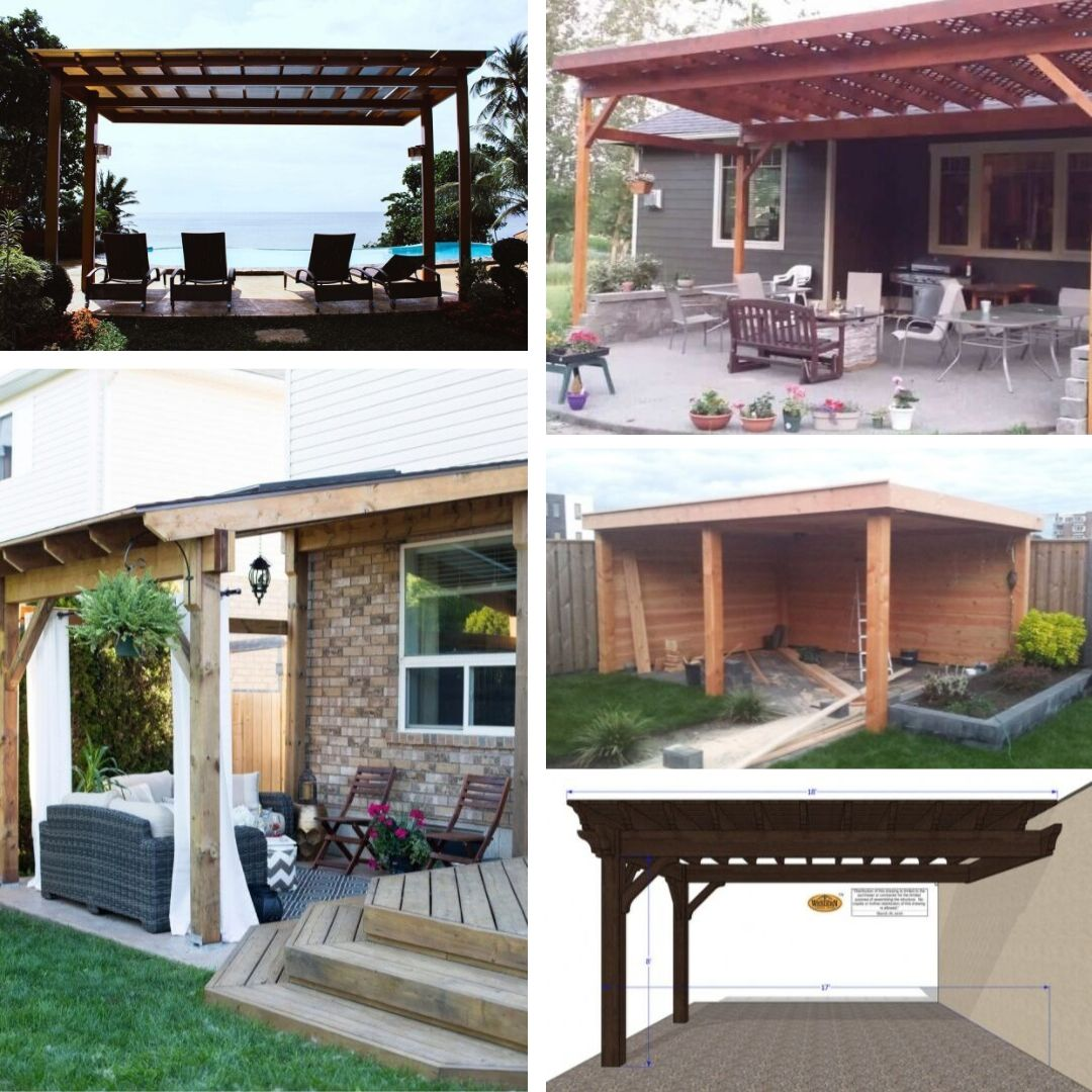 6 patio cover ideas