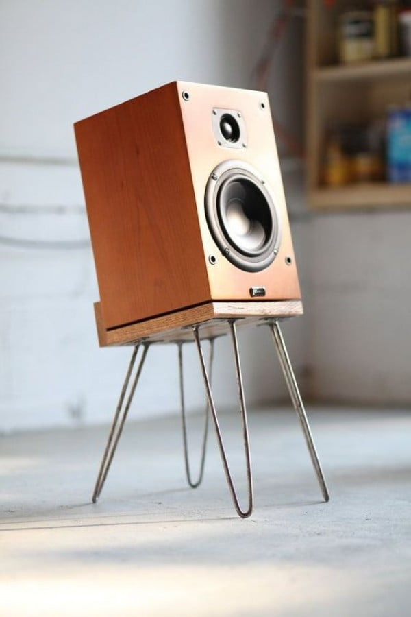 12 Easy Diy Speaker Stands That Do Improve Sound Quality