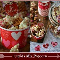 Cupid's Mix: Valentine's Day Popcorn