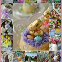 Easter's On Its Way: A Round-Up of Recipes and Table Inspiration!