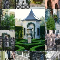 A Charleston Stroll: Gates, Gardens and More