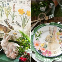 Potting Shed: Le Jardin Botanique and Bunnies