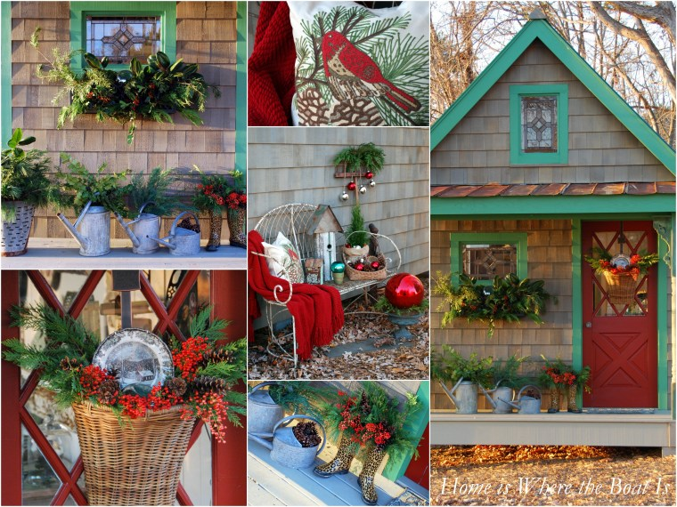 Potting Shed Christmas