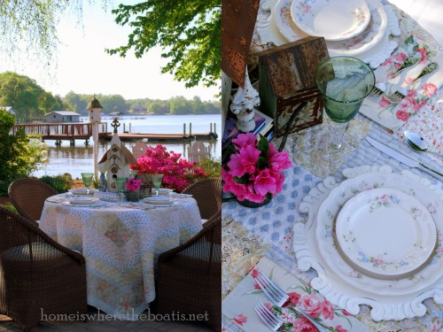 Tea Rose table1