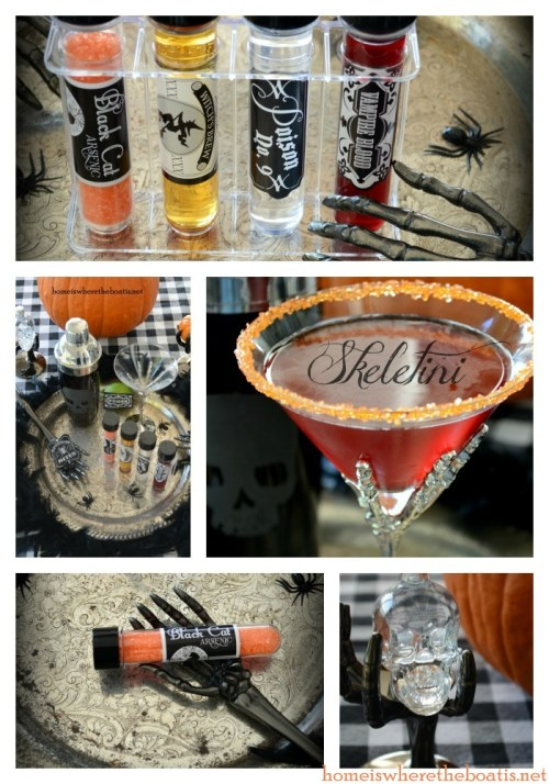 Pick Your Poison Skeletini