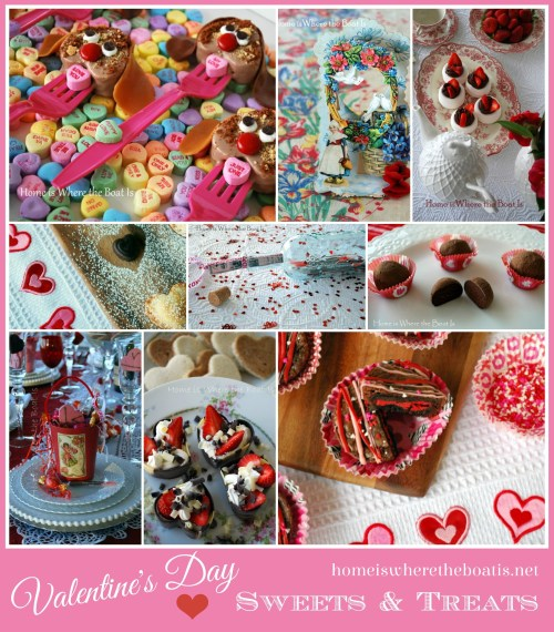 Valentine's Day Sweets and Treats