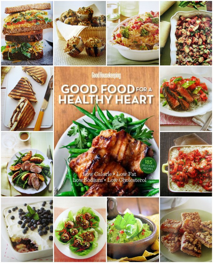 Good Housekeeping Good Food for a Healthy Heart Cookbook
