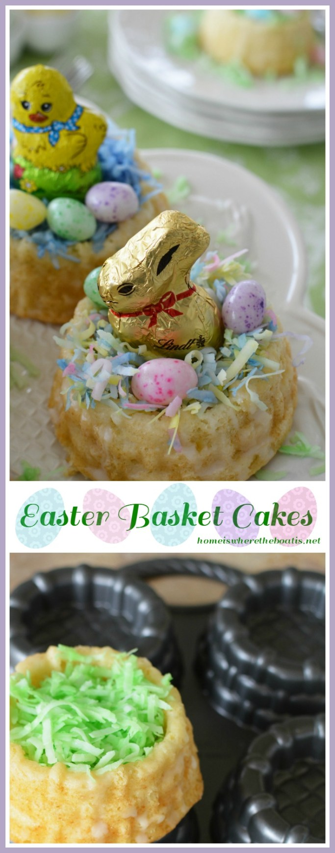 PicMonkey Collage Easter Basket cakes