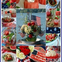 Create a Blooming Watermelon Centerpiece and 10 Watermelon Recipes for Summer!