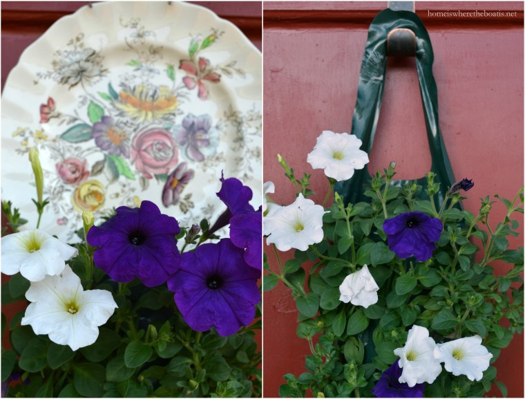 Al's flower pouch with petunias-001