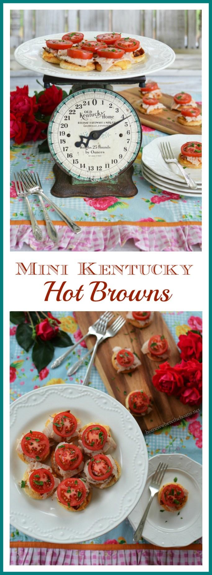 Mini Hot Browns