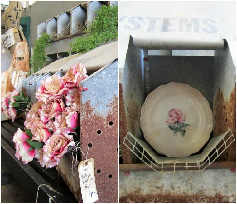 Vintage Nesting Box