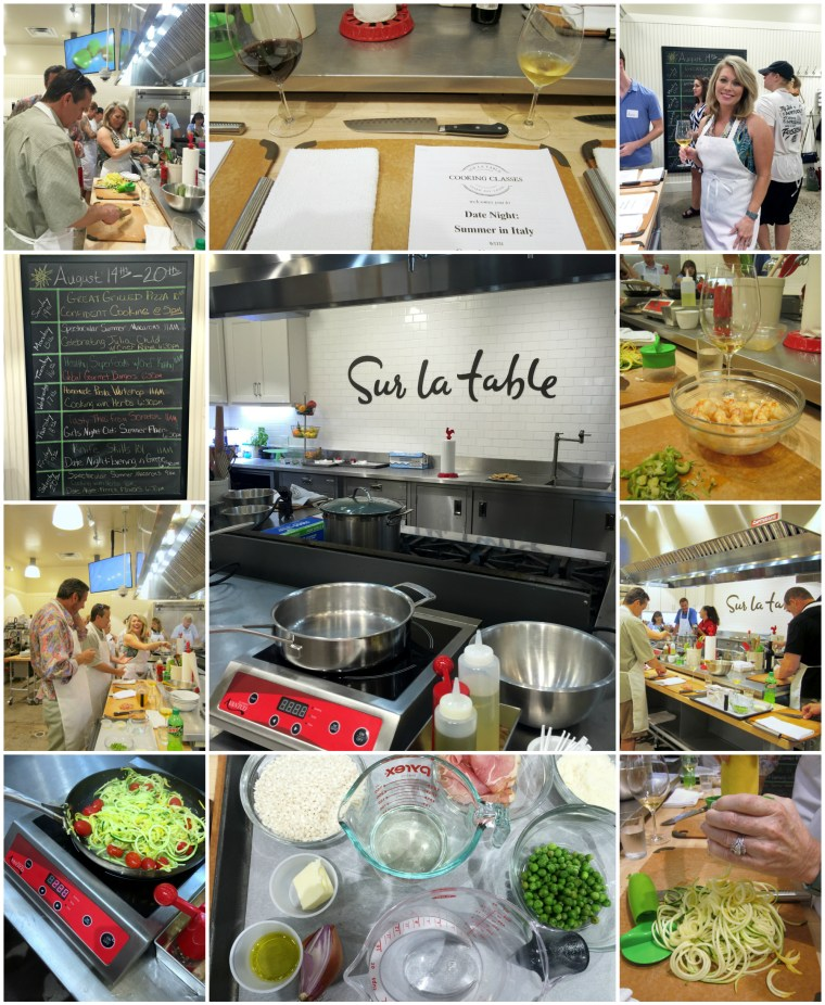 Summer in Italy Cooking Class Sur La Table