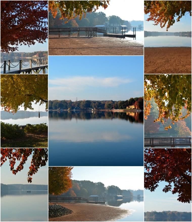 november-lake